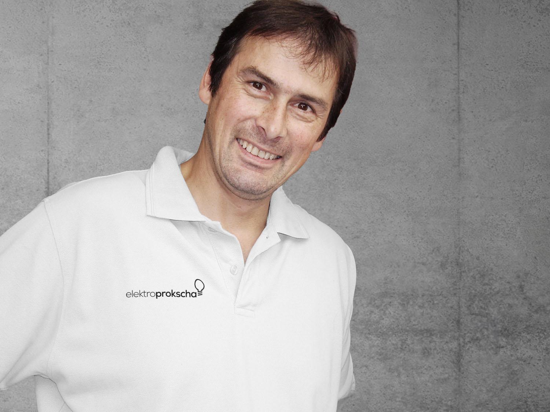Michael Prokscha – Elektroinstallateurmeister, Inhaber Elektro Prokscha Ulm