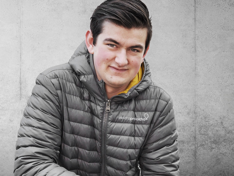 Niklas Prokscha, Systembetreuung Elektro Prokscha Ulm